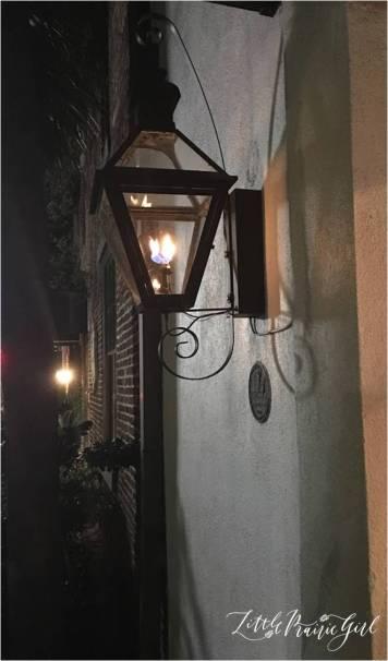 gas lantern